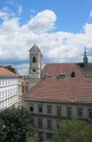 Vienna, rooftops
