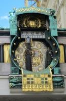 Vienna, Anchor Clock