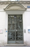 Vienna, door