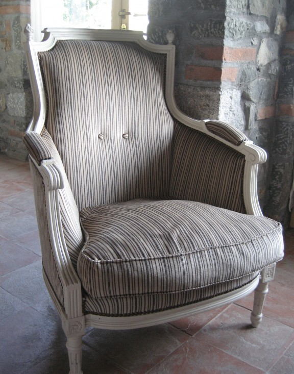 EYE ON DESIGN | CHAIRS |Tuscany | The Chair