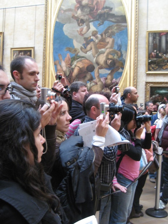 Paris | Capturing the Mona Lisa