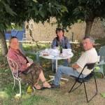 Déjeuner in the Dordogne