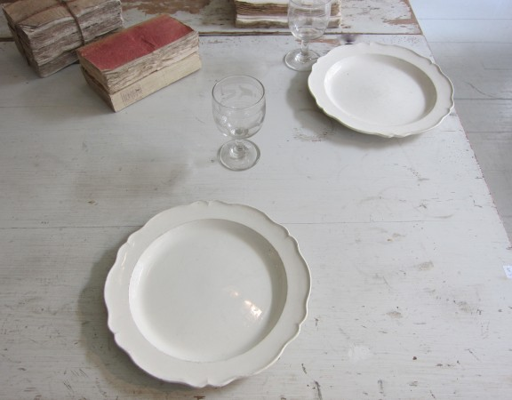 Style Moment | Ironstone plates, Copenhagen