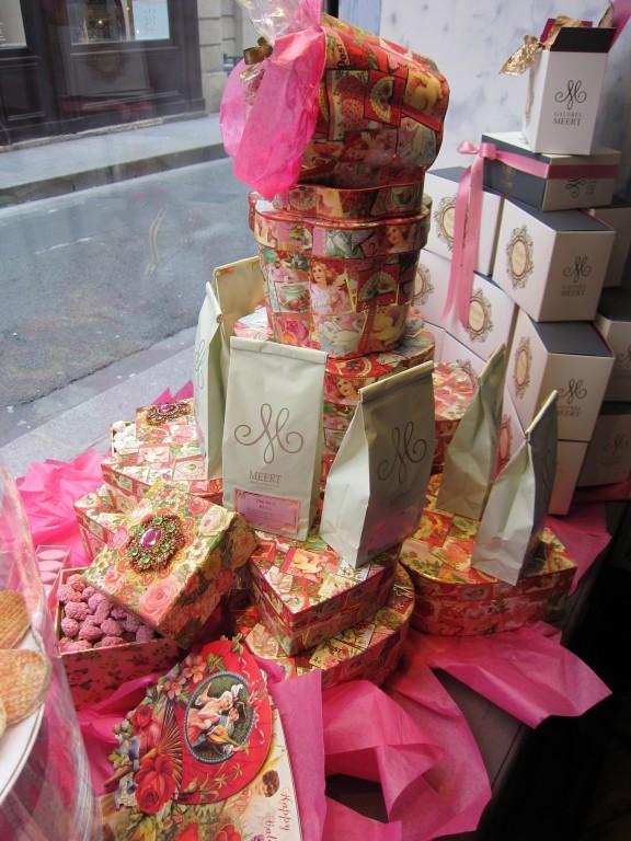 Paris | Guimauves pour la Saint-Valentin