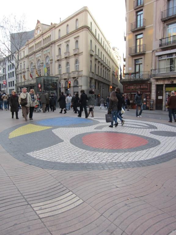 A Barcelona Day