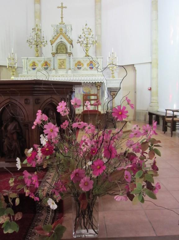 Style Moment   L'église d'Eymet, France