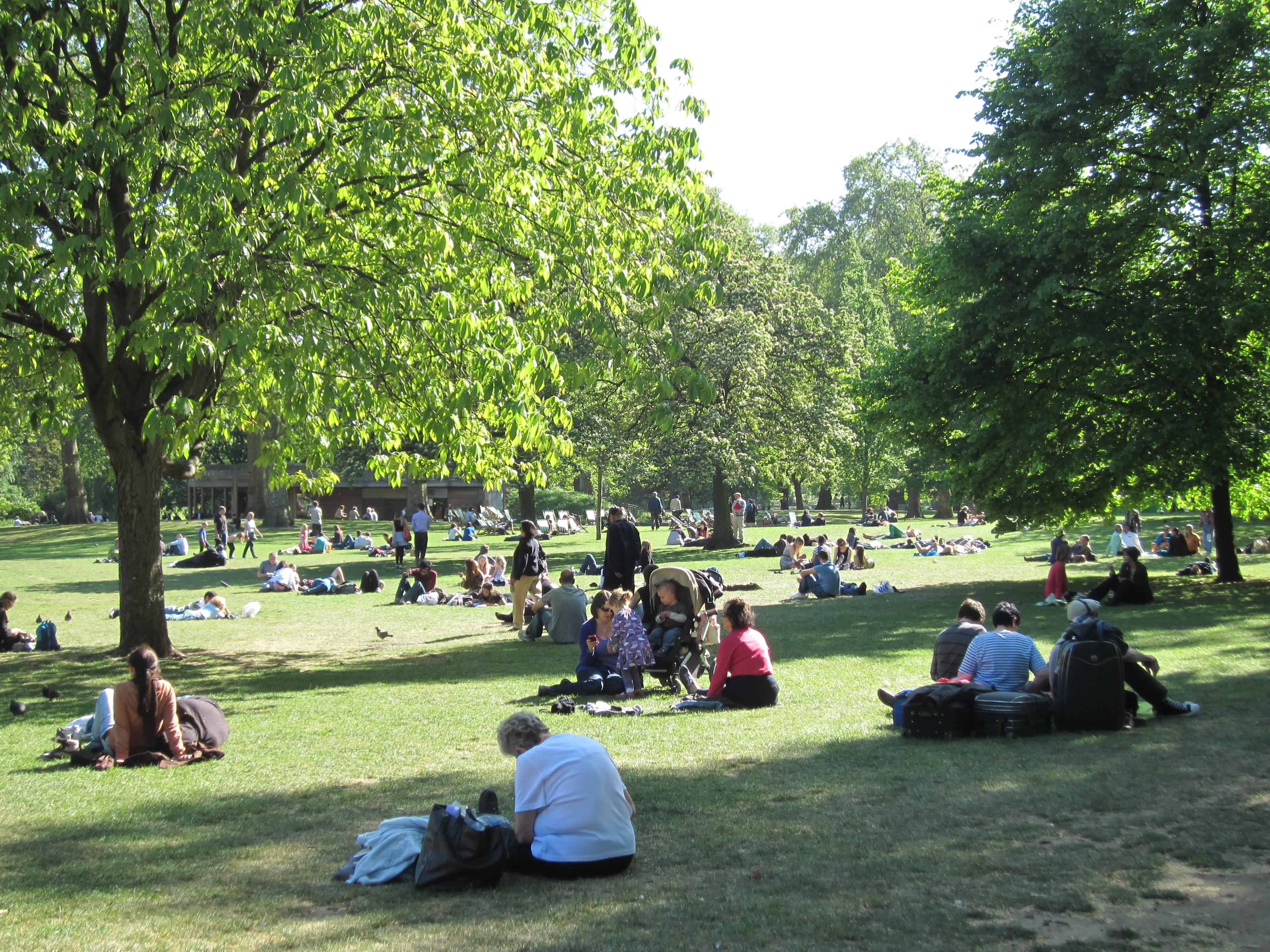 St. Jame's Park, London