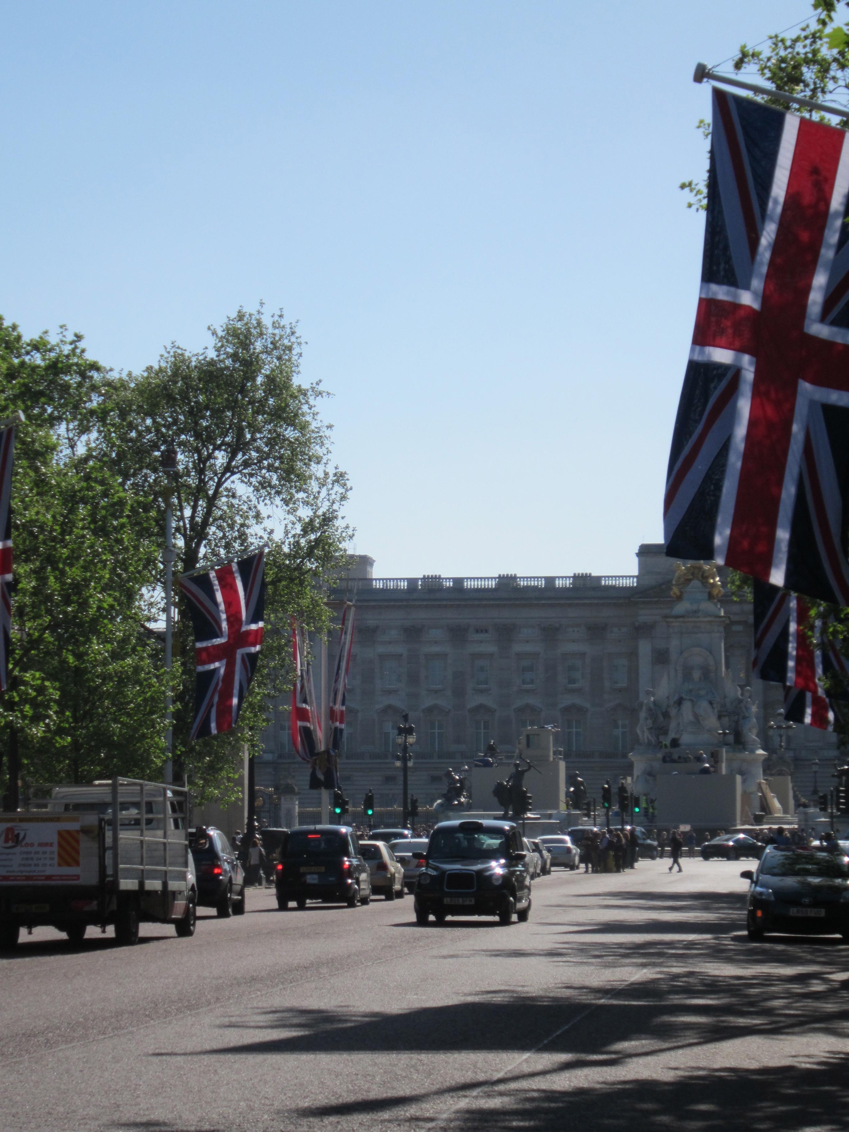 Buckingham Palace, Royal wedding
