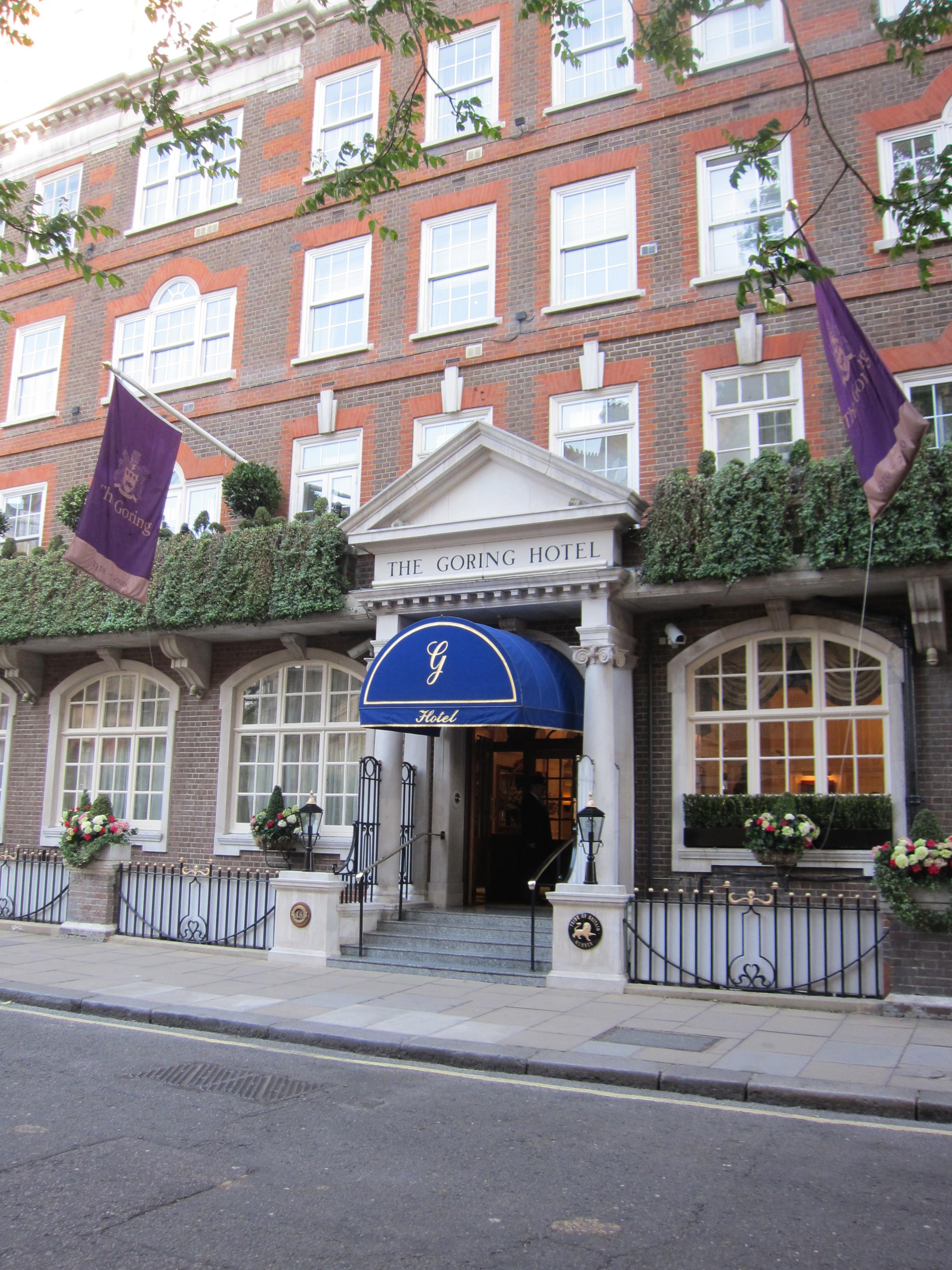 Goring Hotel, London