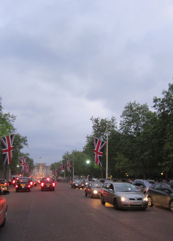 London | Royal Wedding Eve