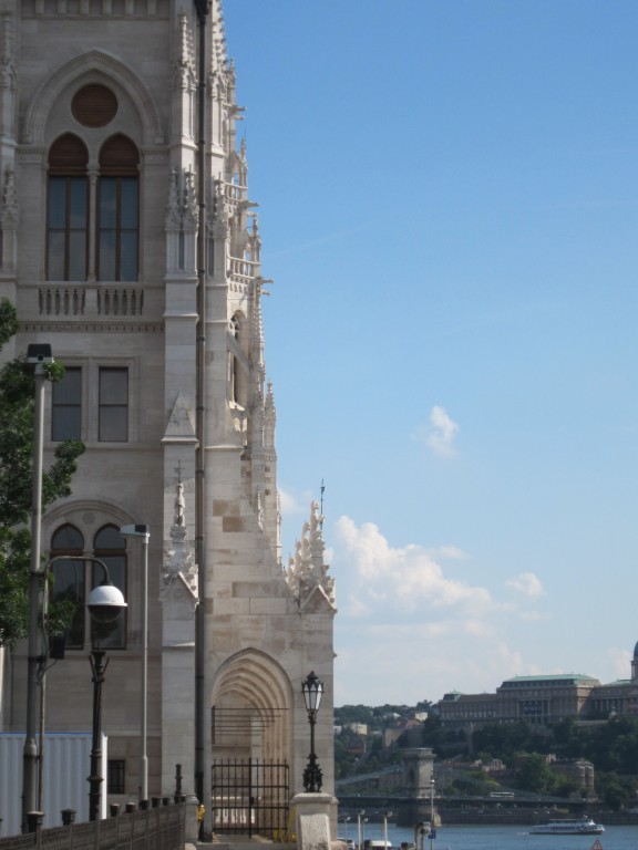 Budapest   The Pest Side