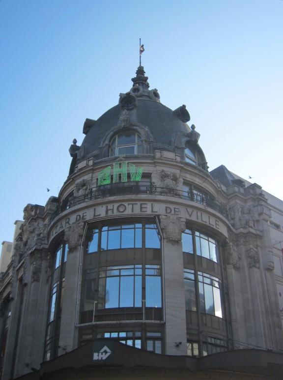 Paris | BHV | One Stop Shopping