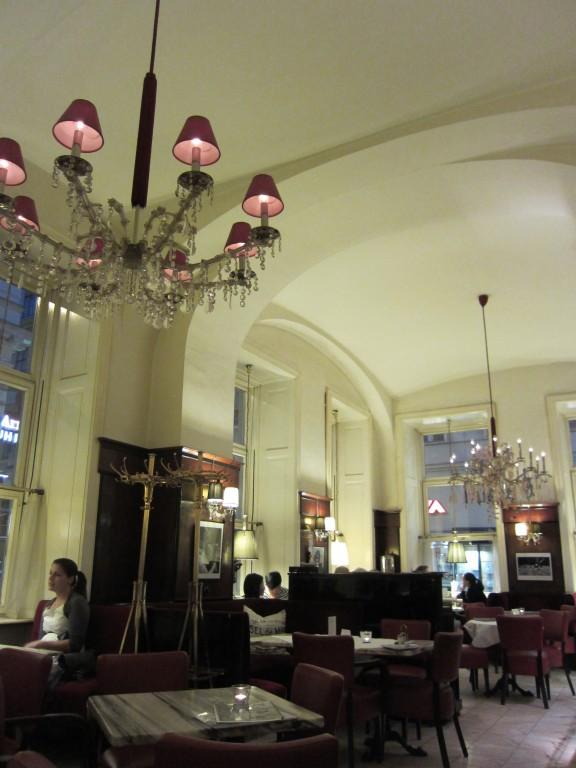EXCEPTIONAL EATERIES   Vienna   Café Diglas