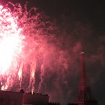 Paris | Bastille Day | Fête de feu d'artifice