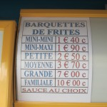 Belle-Île-en-Mer | Frites