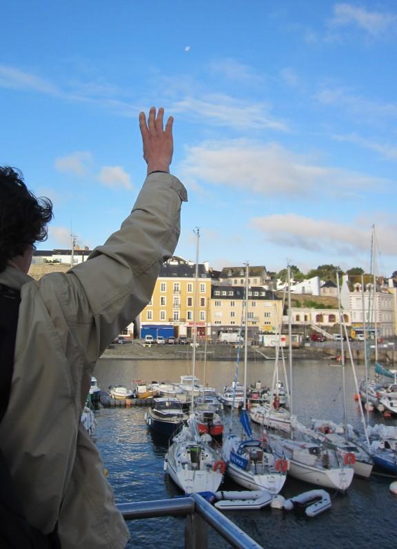 Style Moment | Au revoir, Belle-Île