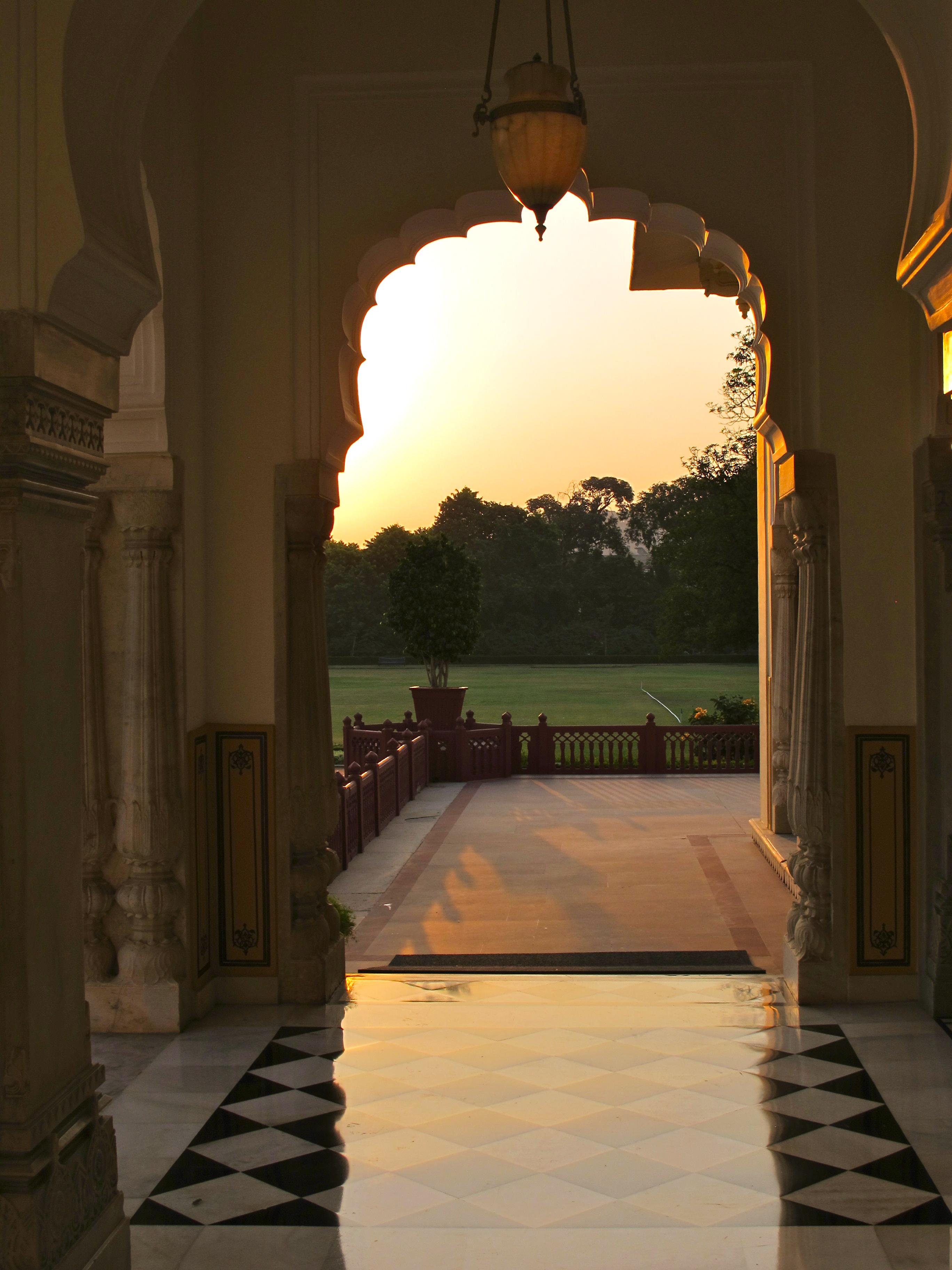 Taj Rambagh Palace - Jaipur - India