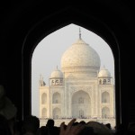 Taj Mahal:  The Photo Shoot