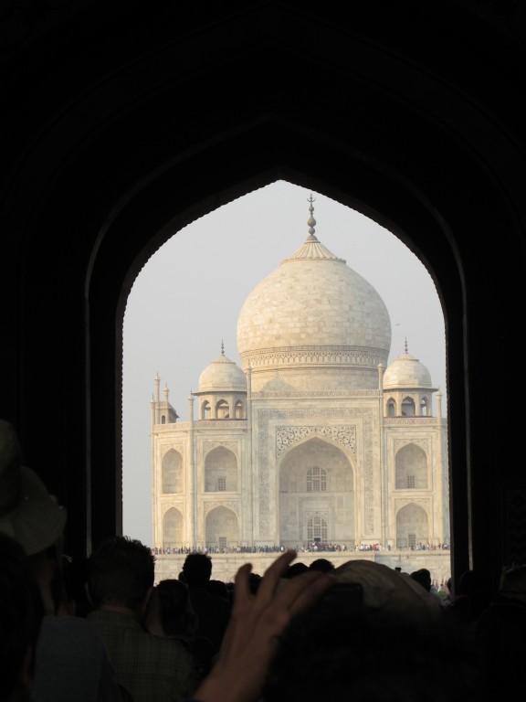 Taj Mahal:  The Photo Shoot