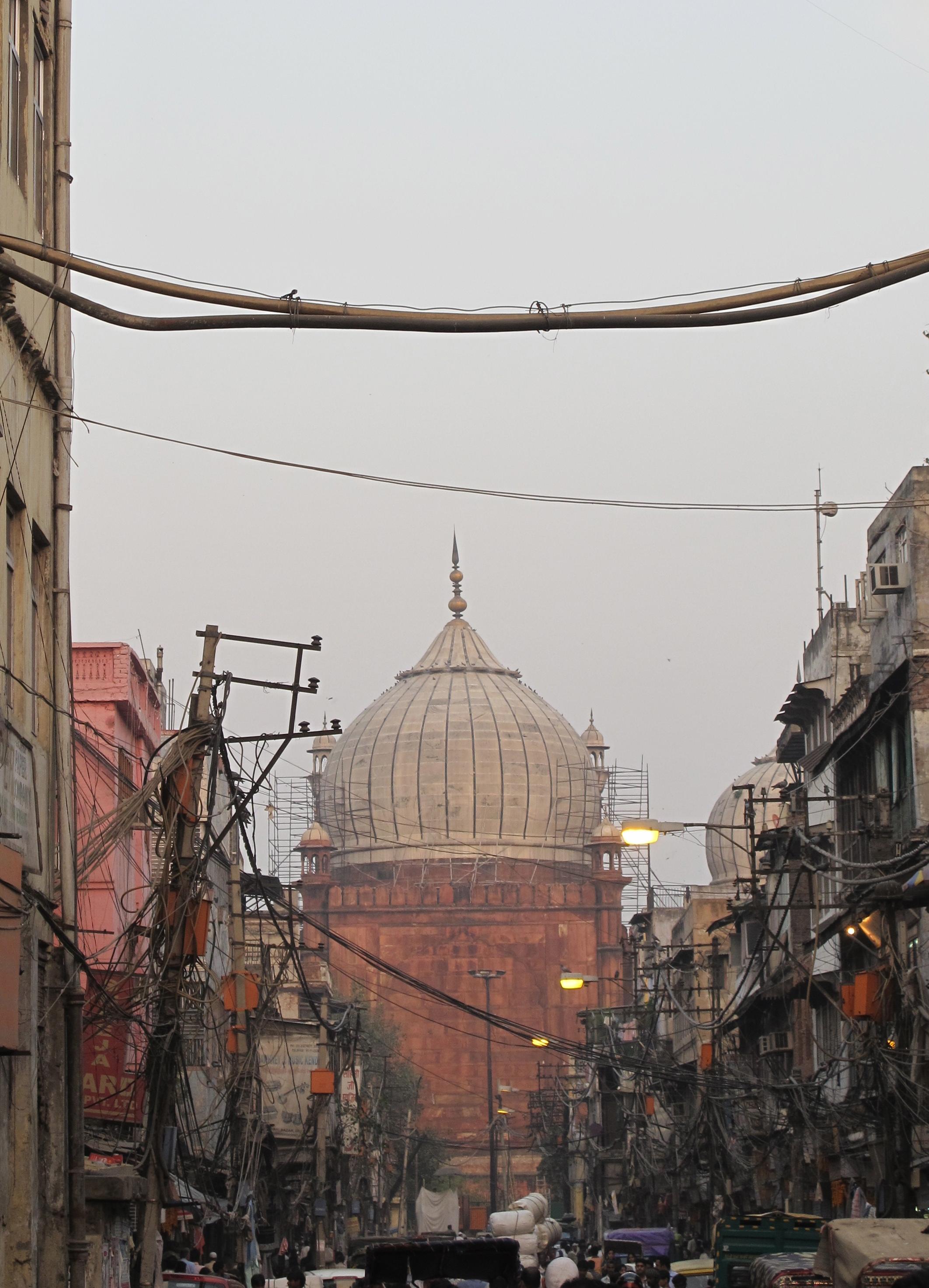 Old Delhi Temple - Delhi - India