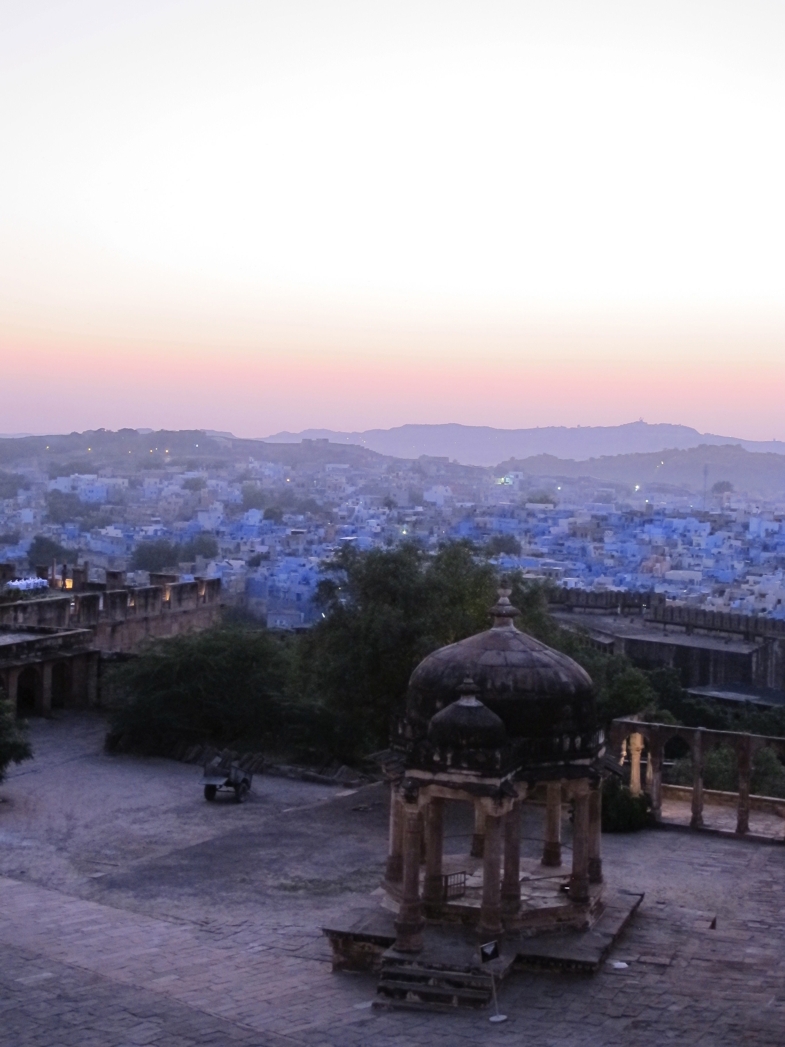Jodhpur - The Blue City - India