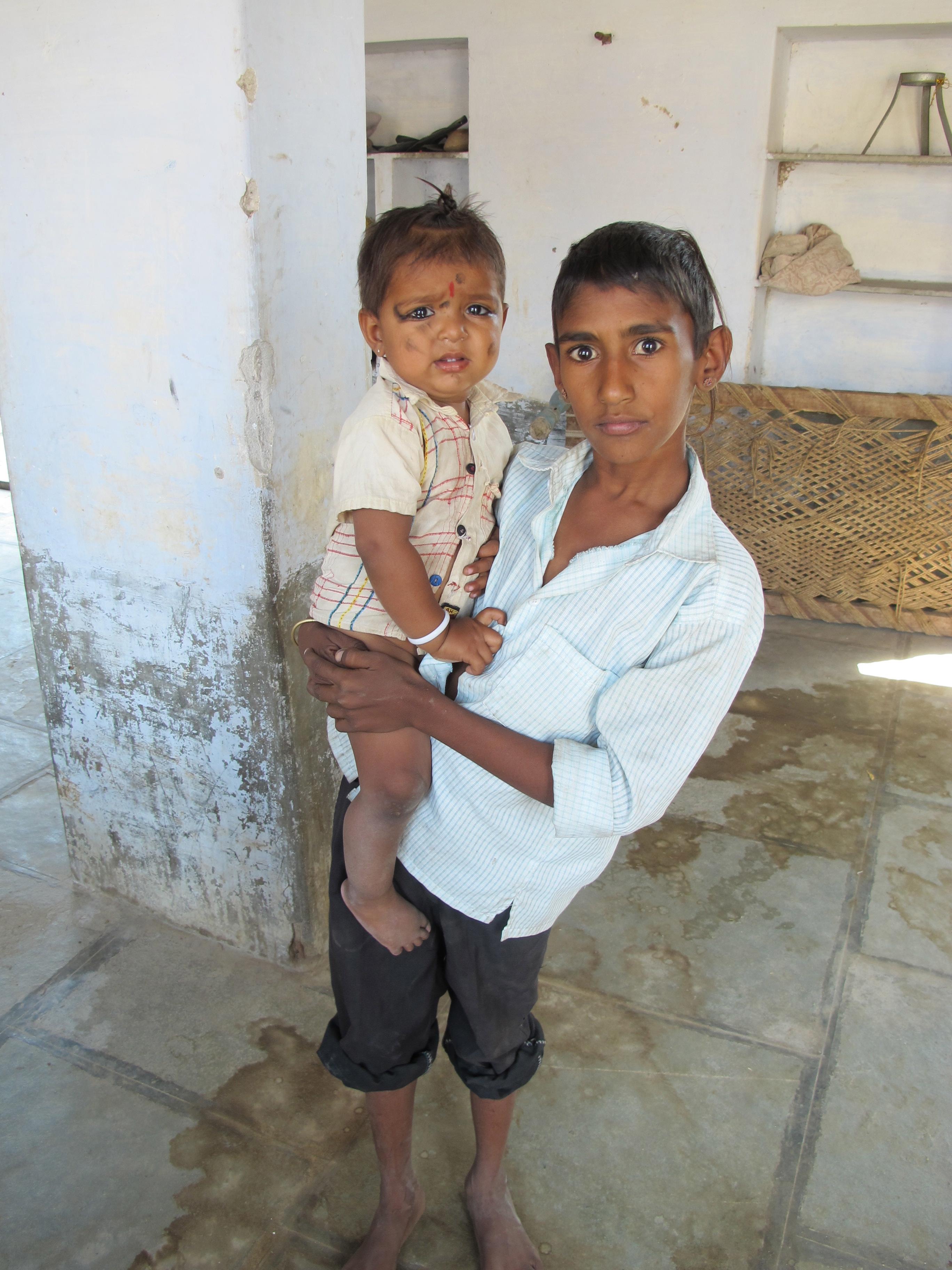 Children - Narlai - India