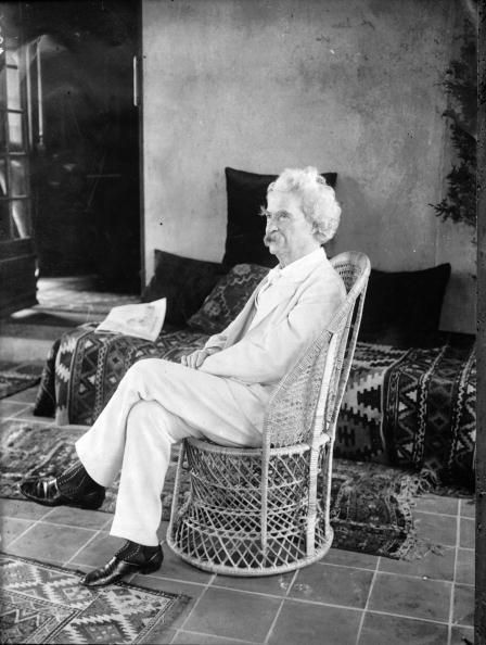 Mark Twain - India