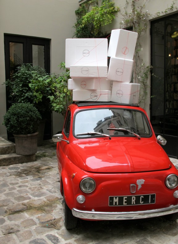 Eye on Design   Paris   Merci   A Store to be Thankful For