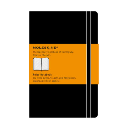 Moleskine-Notebook-ruled-9x14-Skizze-1