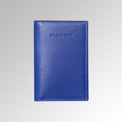 T Anthony passport cover