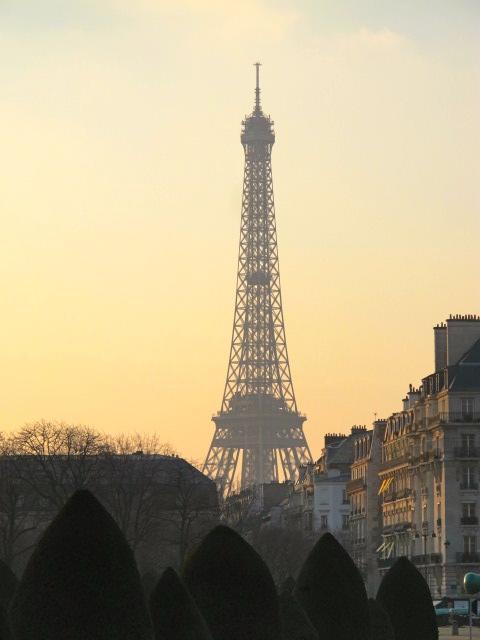 Style Moment | La Tour Eiffel