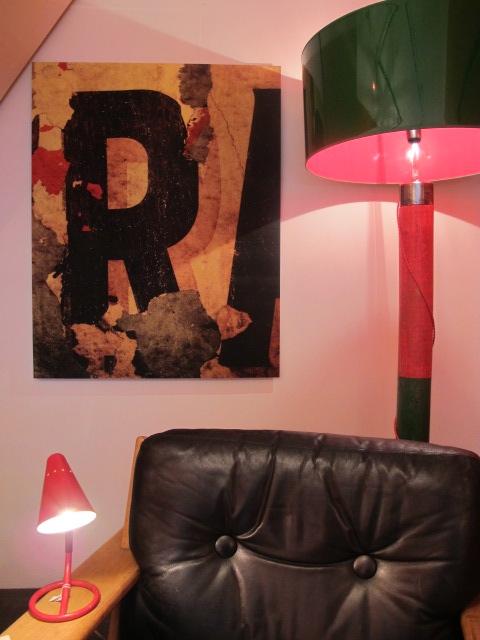 Eye on Design | Paris Flea Market | Everything is Illuminated