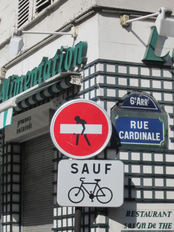 Eye on Design | Paris | Sign of the Times