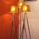 Eye on Design | Paris | Tripod floor lamp