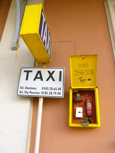 Weird but Wonderful | Anyone need a taxi?