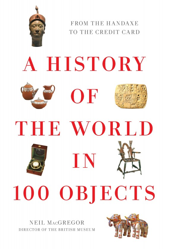Book | A History of the World in 100 Objects