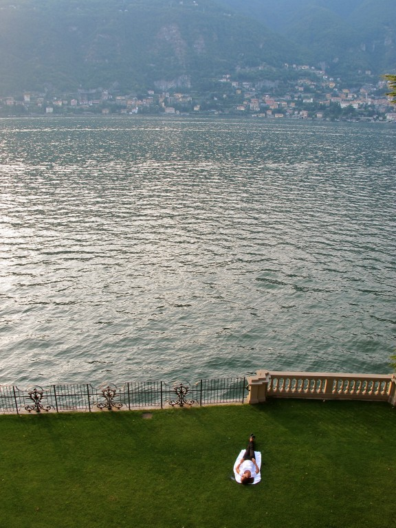 Style Moment | Lake Como
