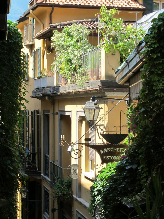 Bellagio | Barchetta Ristorante