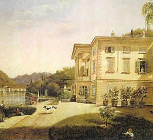 Villa Roca - Castadiva Resort - Blevia - Como - Italy