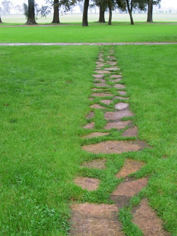 Style Moment | Stone path, La Bamba de Areco Estancia