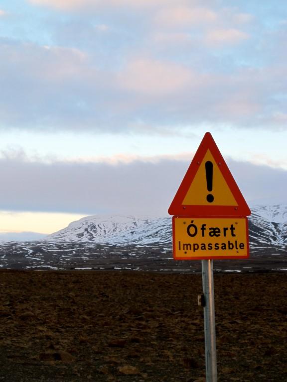 Iceland | Impassable