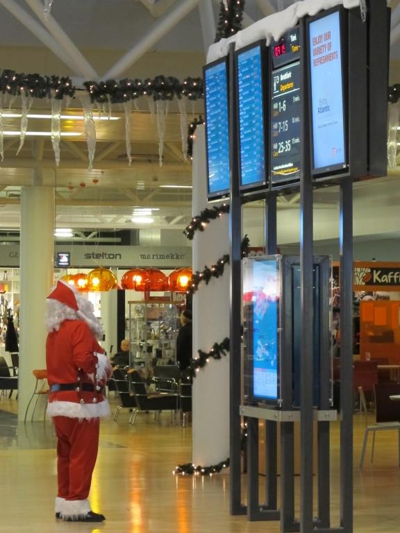 WEIRD BUT WONDERFUL   Here Comes Santa Claus