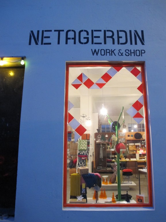 Eye on Design | Reykjavik | Netagerdin Work & Shop
