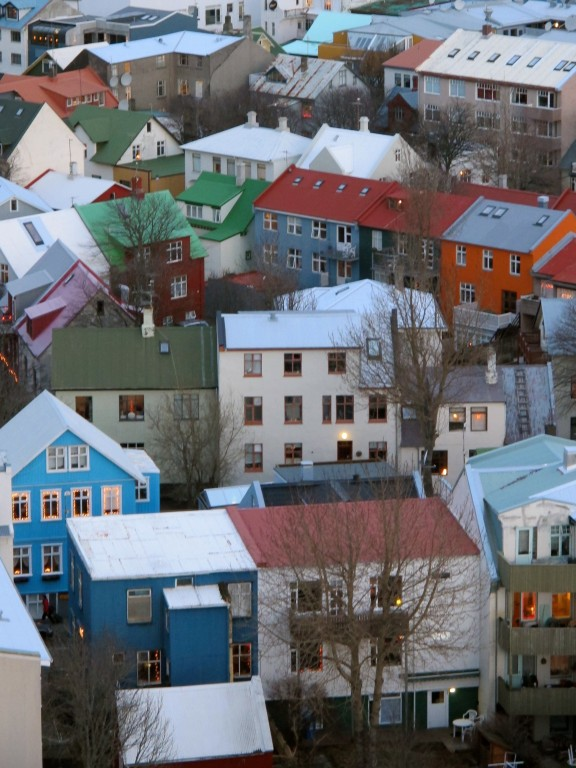 Style Moment | Houses of Reykjavik