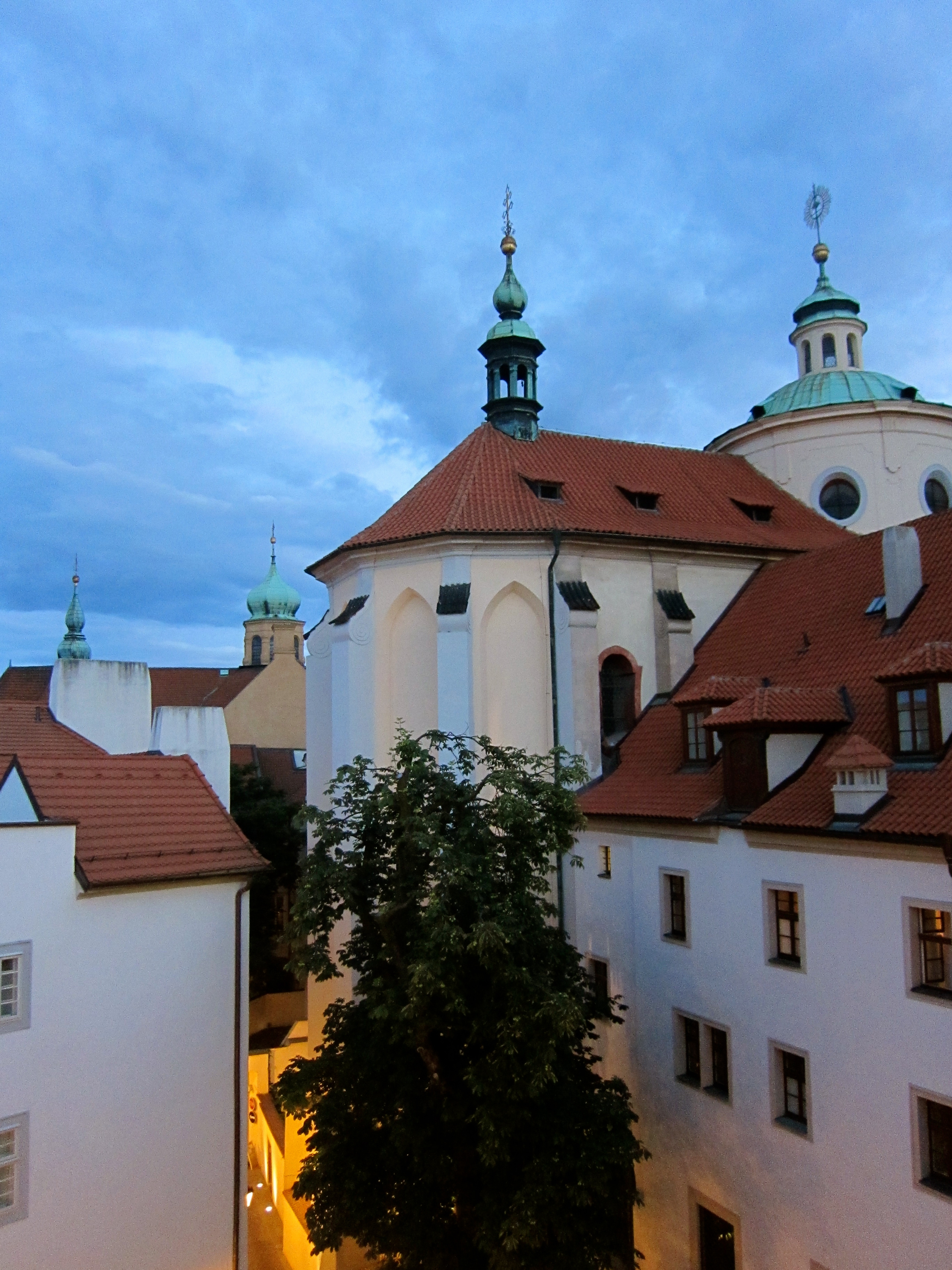 Cool hotels prague the augustine just one suitcase for Augustine hotel prague