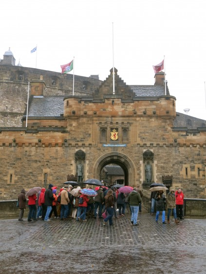 Edinburgh Castle_Edinburgh_Scotland