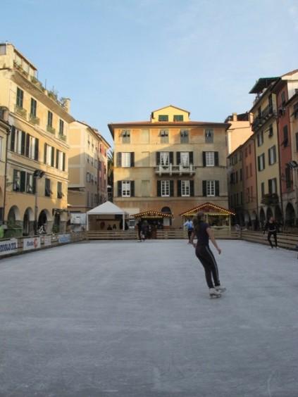 Chiavari skating rink_The Brian Boitano show_Favale_ Italy