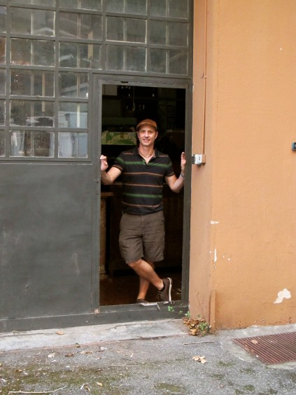 Brian Boitano_The Brian Boitano Project_HGTV_Favale di Malvaro_Italy