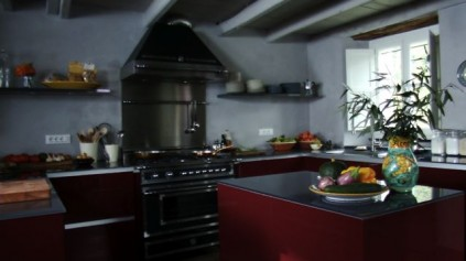 Kitchen_The Brian Boitano Project_HGTV_Favale_Italy