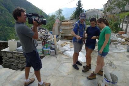 Kevin Granahan_The Brian Boitano Project_HGTV_Favale di Malvaro_Italy